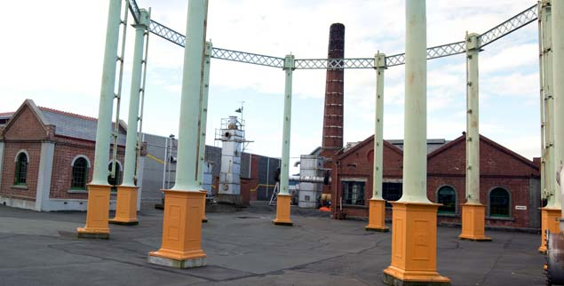 The Dunedin Gasworks Museum
